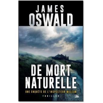 Chroniques 2015  De Mort Naturelle de James Oswald