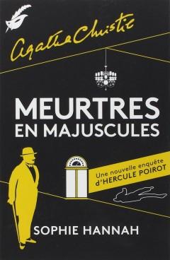 Read more about the article Chroniques 2016  Meurtres en Majuscules de Sophie Hannah
