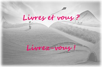 Read more about the article Livres et vous ? Livrez-vous… Avec Charlotte Orcival !