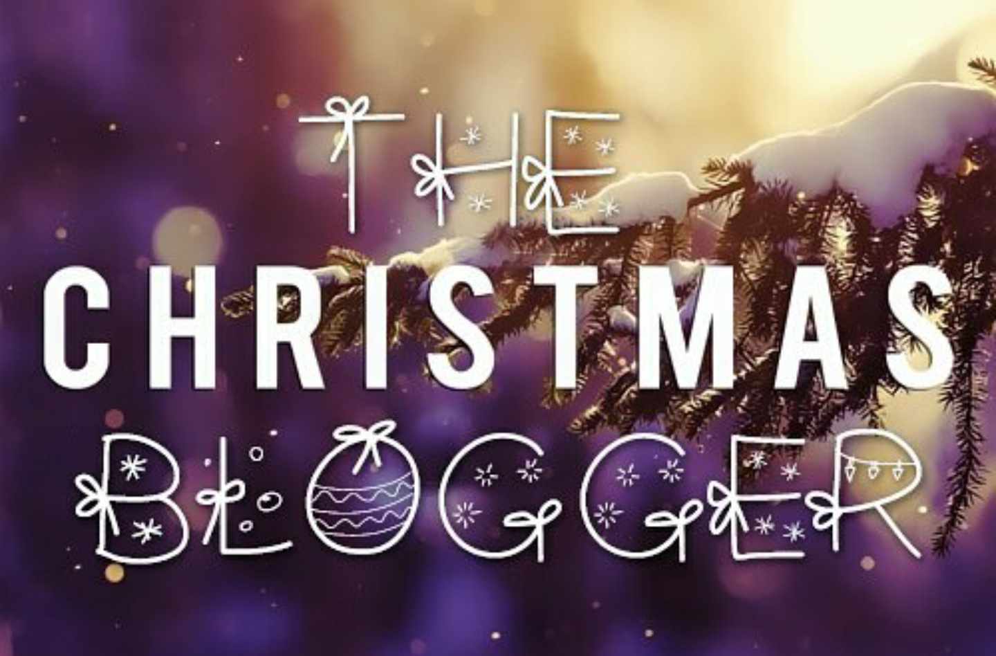 Read more about the article TAG : The Christmas Blogger !