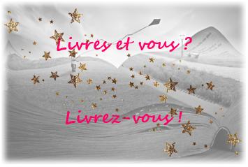 Read more about the article Livres et vous ? Livrez-vous… Avec l'auteure et blogueuse Rose M./Maeva !