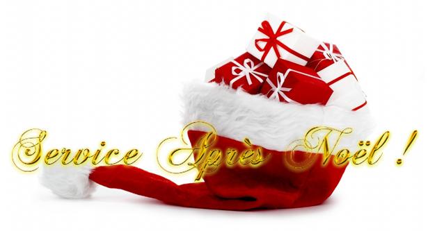 CONCOURS : Le Service Après Noël (S.A.N.) !!!