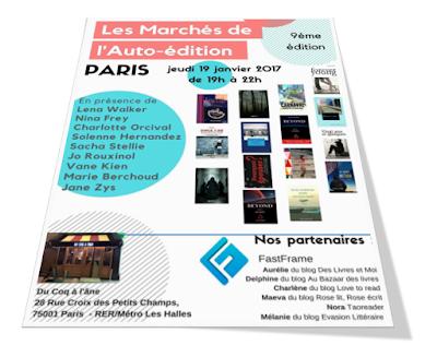 Read more about the article Compte rendu sur la soirée du 19 janvier 2017 – Apéro des autoédités !