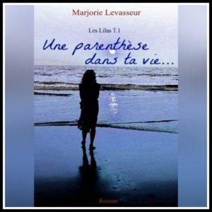 Read more about the article Chroniques 2017 \ Une parenthèse dans ta vie de Marjorie Levasseur