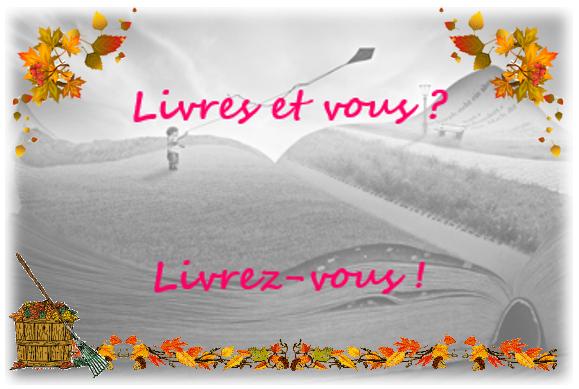 Read more about the article Livres et vous ? Livrez-vous… Avec la super lectrice Flora !