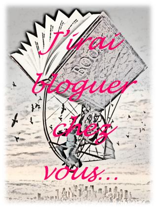 J'irai bloguer chez vous… Avec Charlotte Orcival !