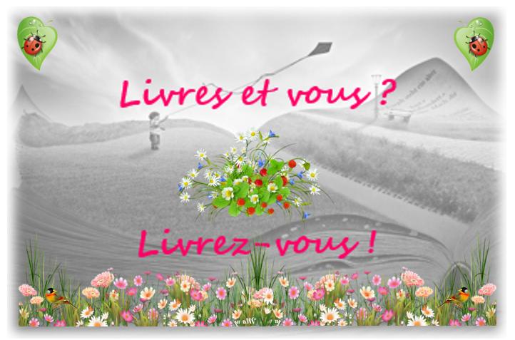 Read more about the article Livres et vous ? Livrez-vous… Avec la super lectrice Françoise !