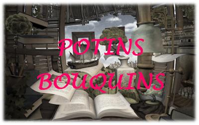 Potins Bouquins… Les marque-pages…