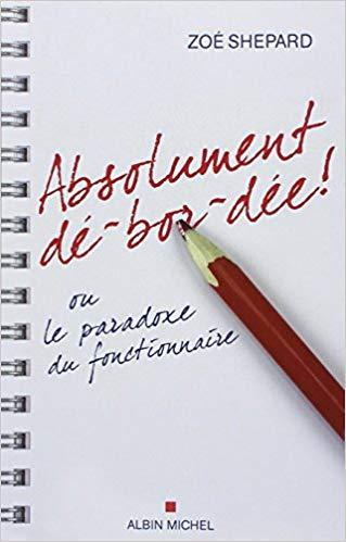 Read more about the article Chroniques 2018  Absolument dé-bor-dée de Zoé Shepard