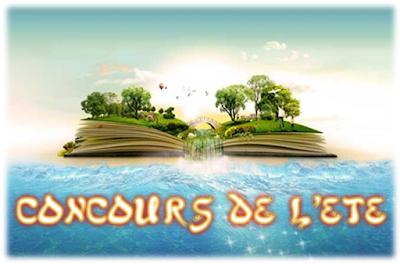 Read more about the article C'est parti pour neuf concours de folie… Ou plus simplement : MEGA CONCOURS DE L'ETE… ACTE 2 !