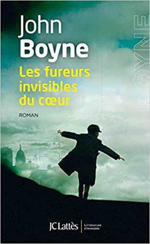 Read more about the article Chroniques 2018  Les fureurs invisibles du coeur de John Boyne