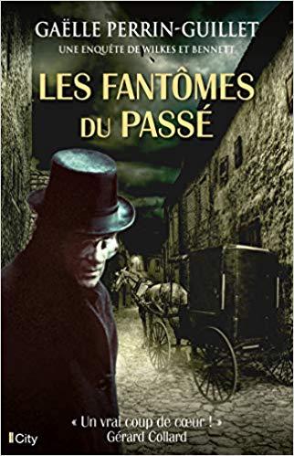 Read more about the article Chroniques 2018  Les fantômes du passé de Gaëlle Perrin-Guillet