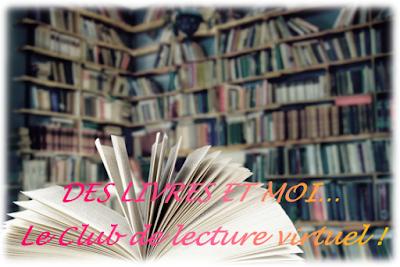 Read more about the article Ouverture du Club de lecture virtuel !