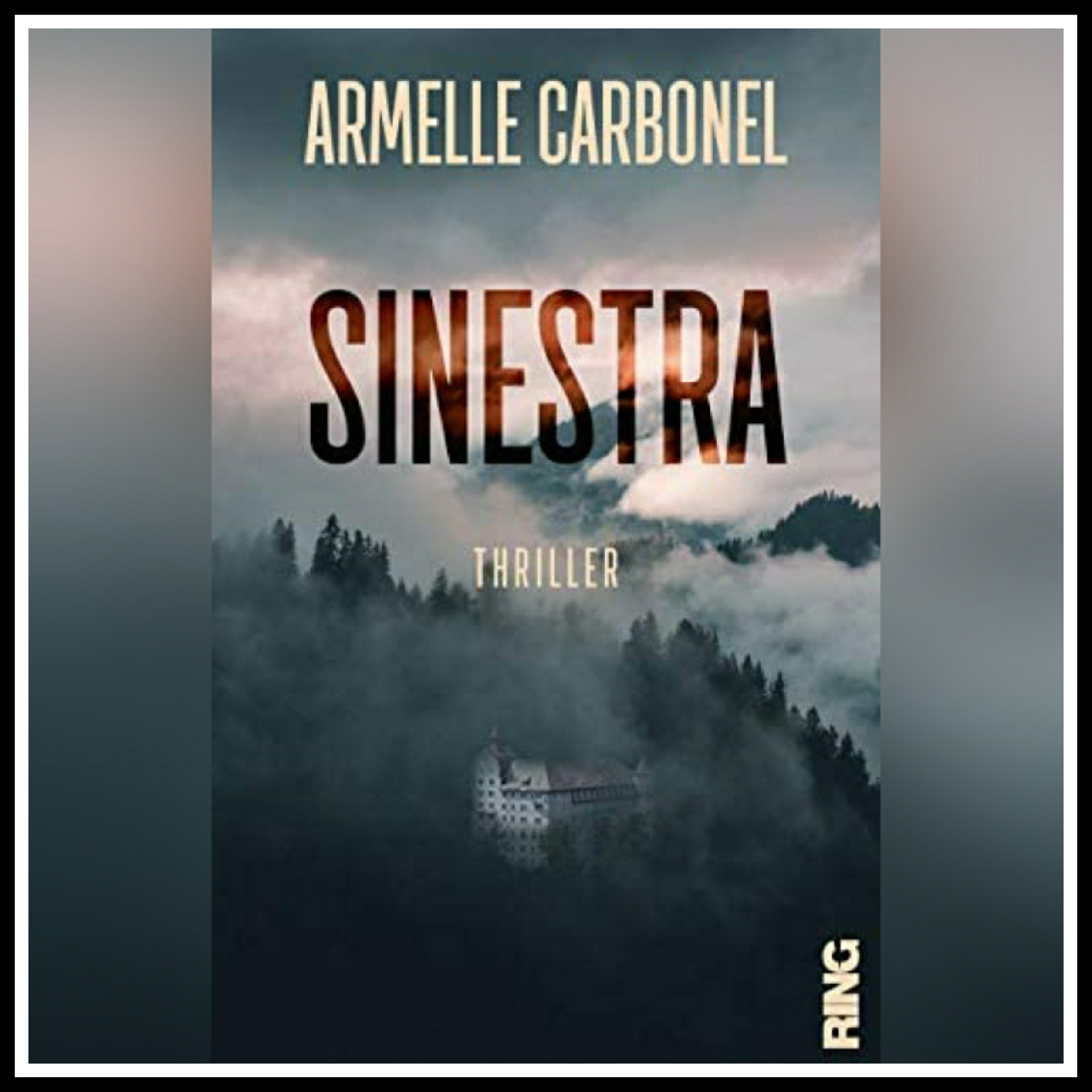 Read more about the article Chroniques 2018 \ Sinestra d'Armelle Carbonel