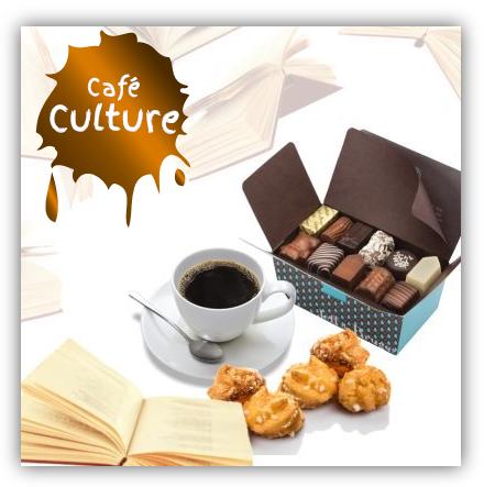 Read more about the article Le Café Culture ? Une nouvelle initiative à laquelle je participe activement sur mon lieu de travail !