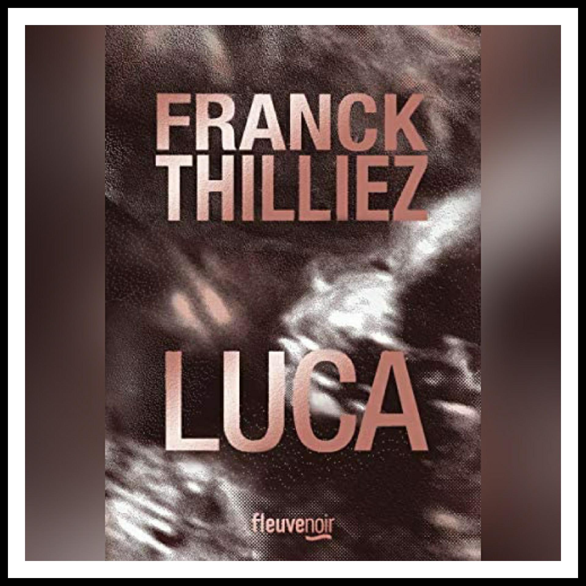 Chroniques 2019 \ Luca de Franck Thilliez