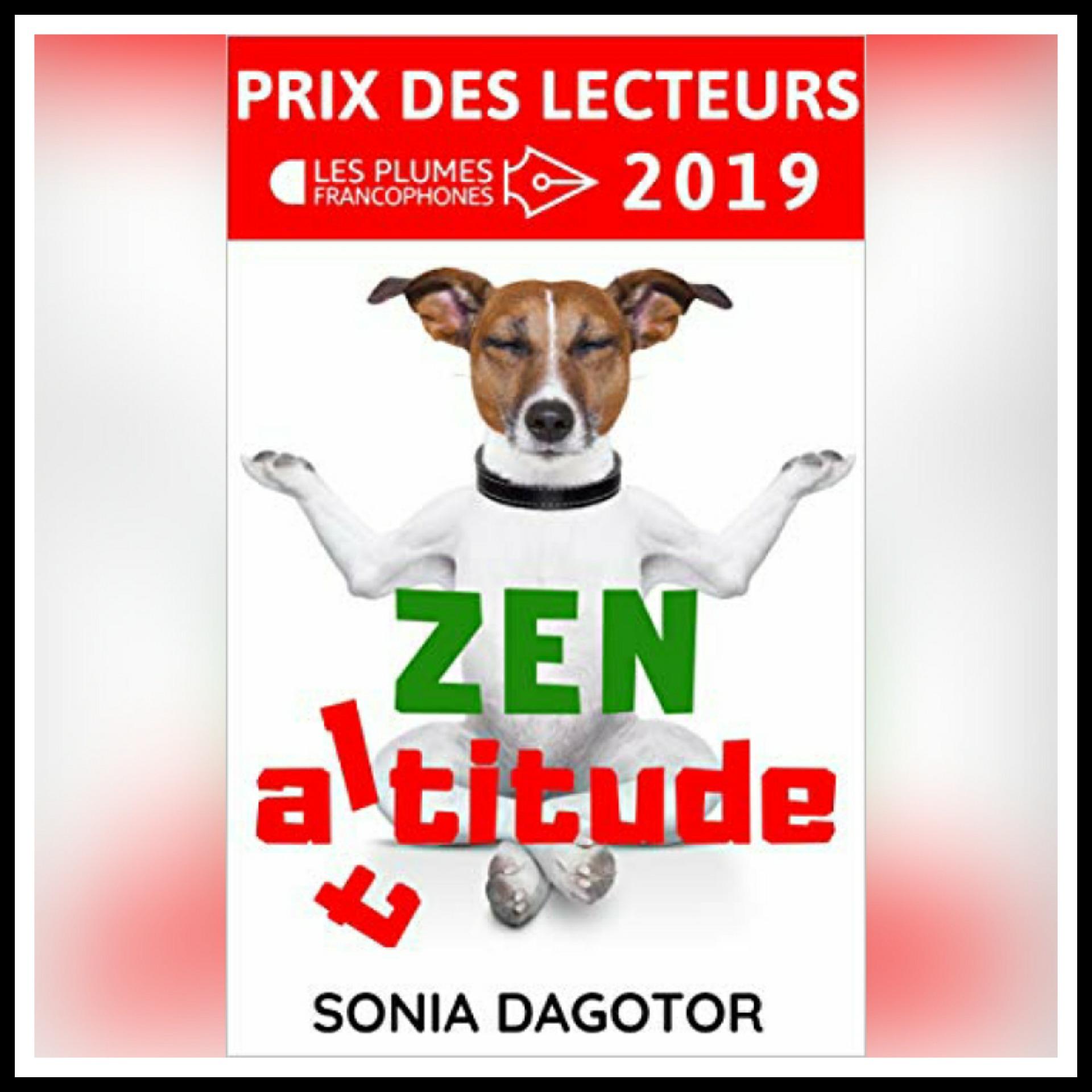 Read more about the article Chroniques 2019 \ Zen Altitude de Sonia Dagotor