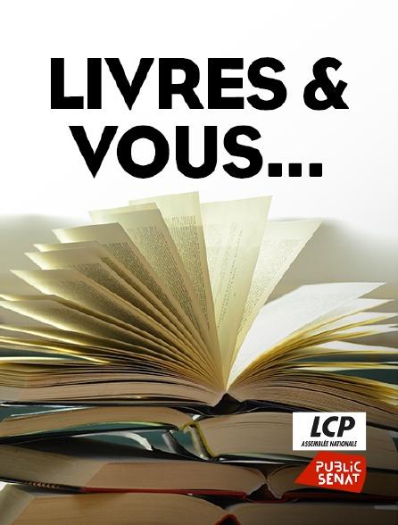 """Read more about the article Focus sur… """"Livres & Vous"""", l'émission littéraire diffusée sur la chaîne Public Sénat !"""