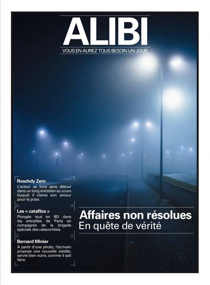 Read more about the article Focus sur… Le grand retour de la revue Alibi !