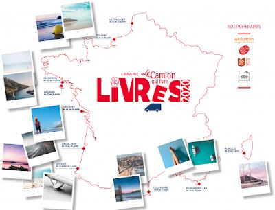Read more about the article Potins Bouquins… Et le Camion qui Livre !