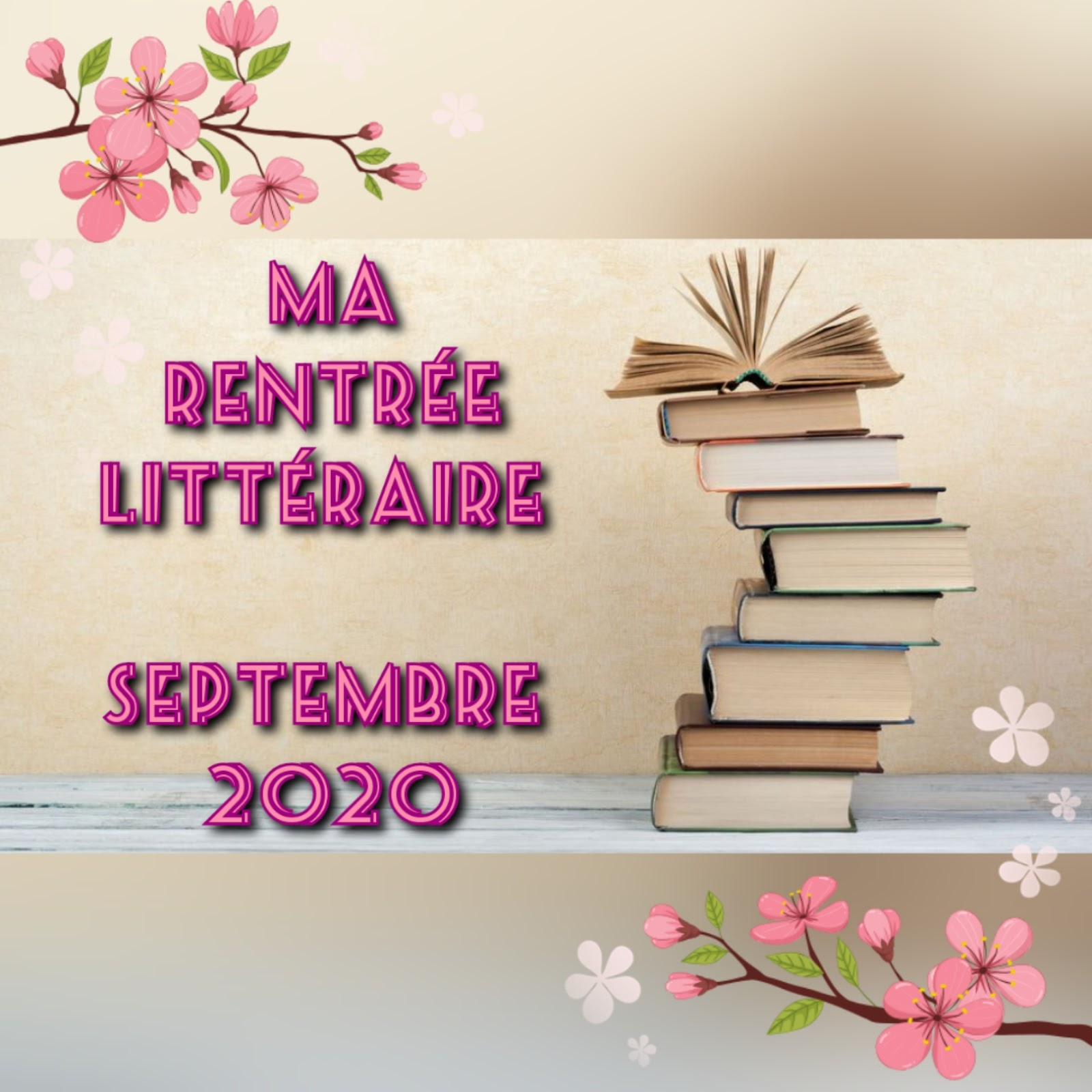 Read more about the article Focus sur… La rentrée littéraire de septembre 2020 !