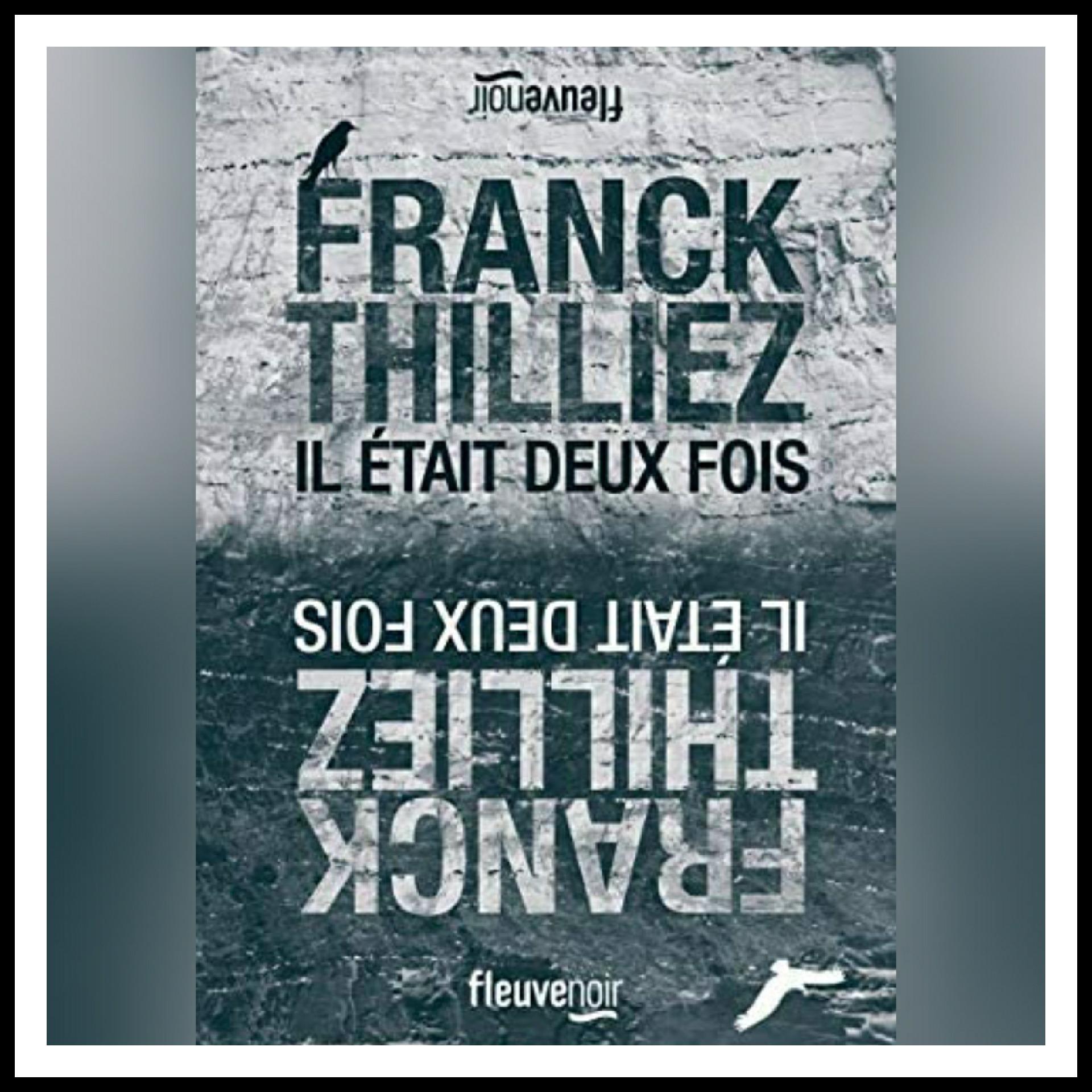 Chroniques 2020 \ Il était deux fois de Franck Thilliez