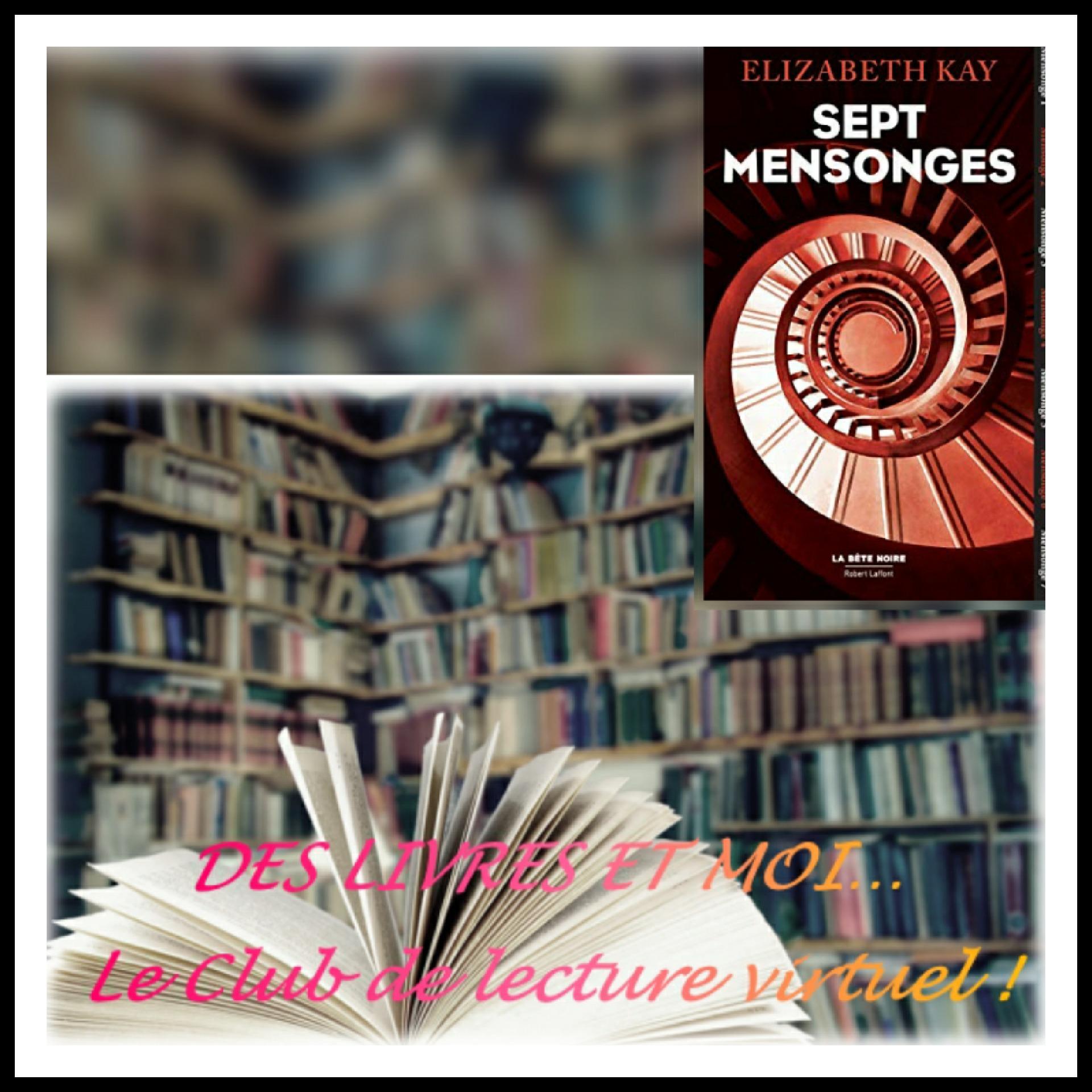 Septembre est arrivé… Le Club de Lecture Virtuel fait sa rentrée !