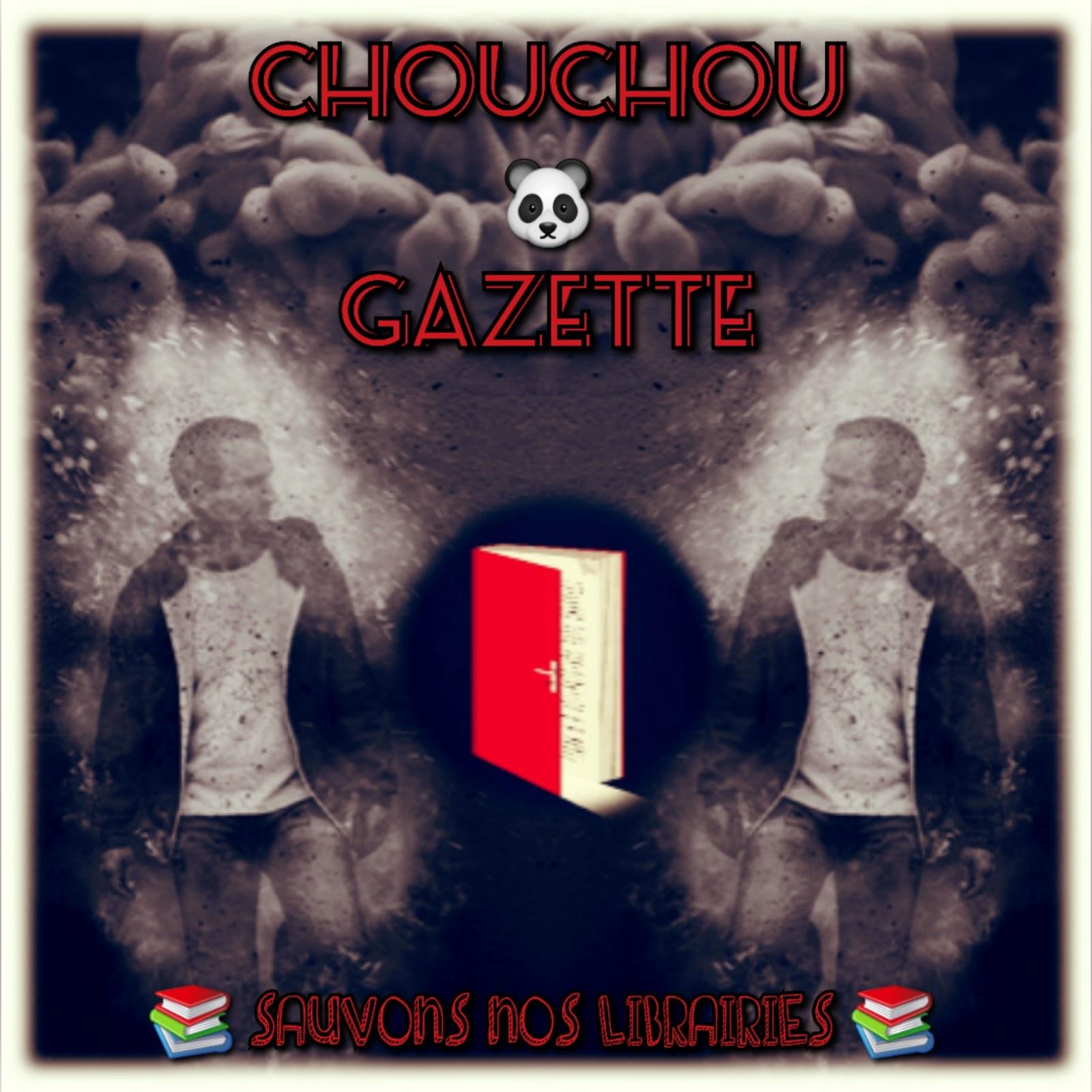 """ChouchouGazette n°13 – Avec Marc-Olivier Rinchart, Salvatore Minni et Jean-Pierre Verna à la """"Librairie Noire"""" de Bruxelles !"""