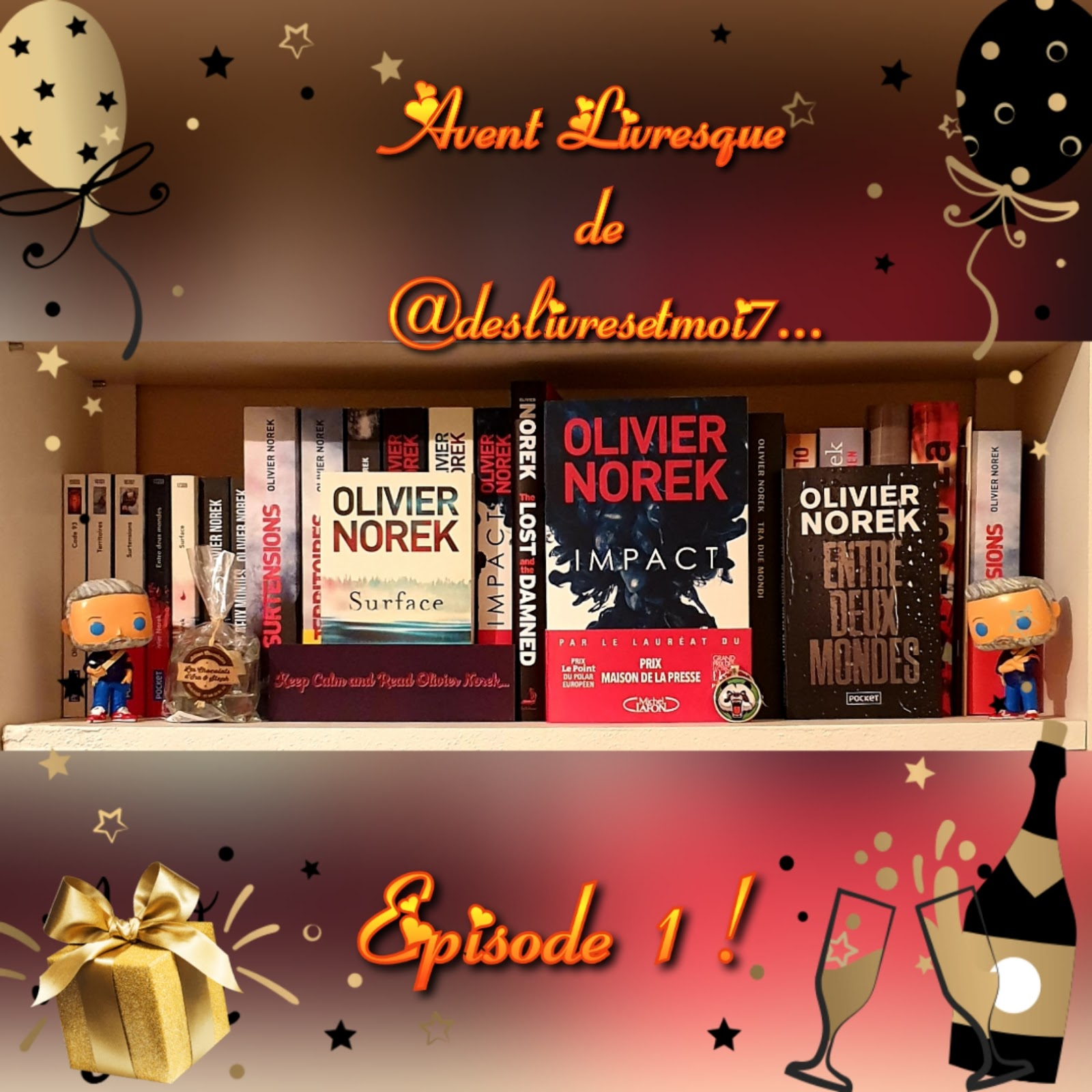 Avent Livresque… Episode 1 !