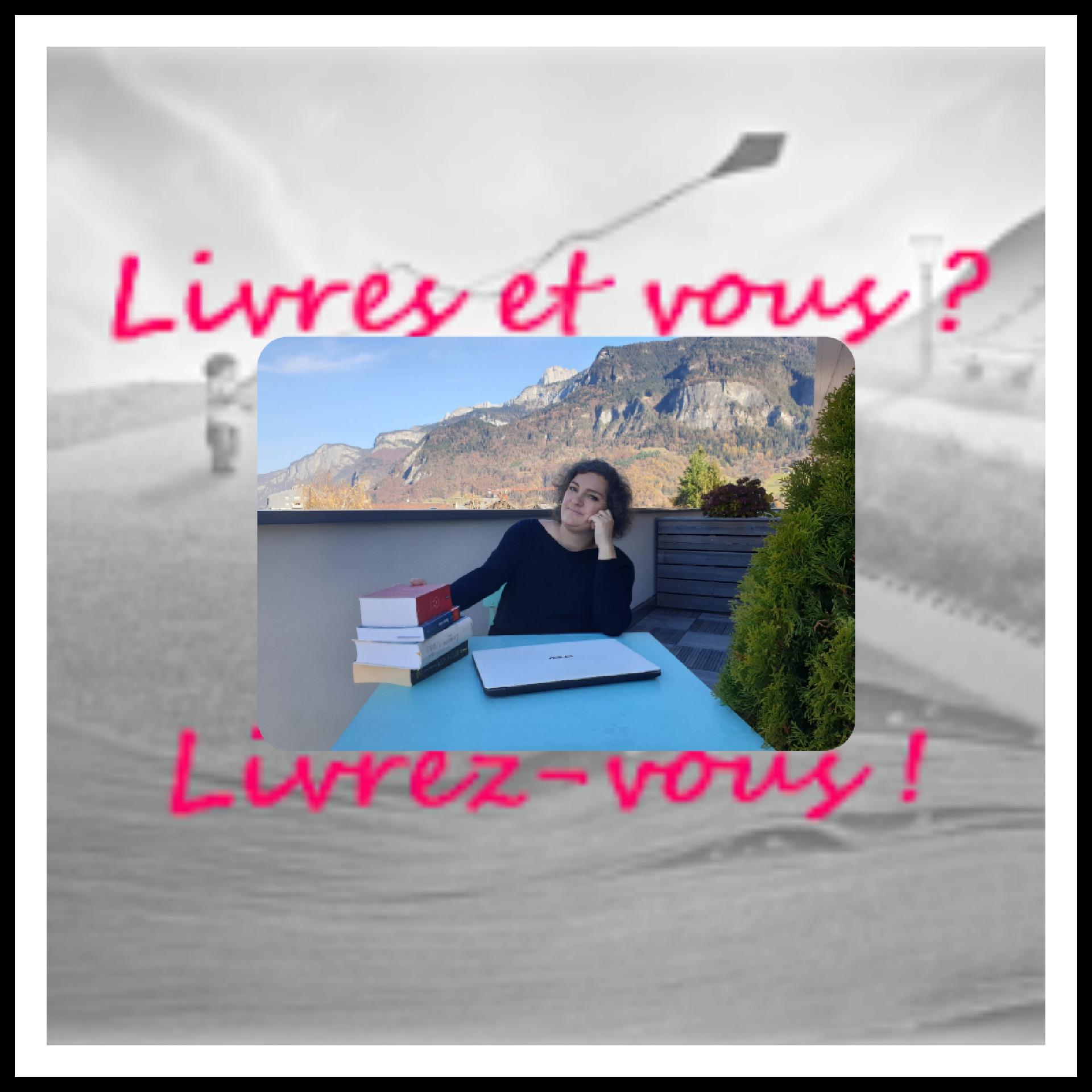 Read more about the article Livres et vous ? Livrez-vous… Avec Estelle Tolliac !