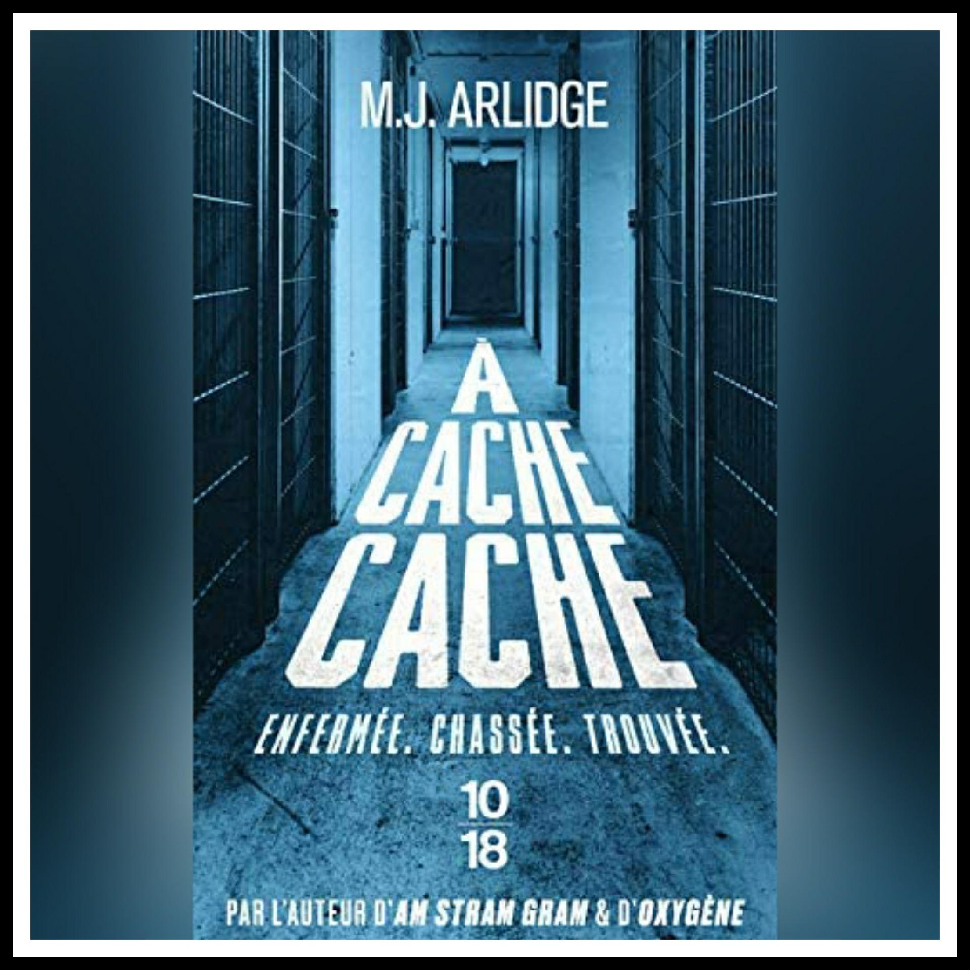 Chroniques 2021 \A cache-cache de M.J. Arlidge