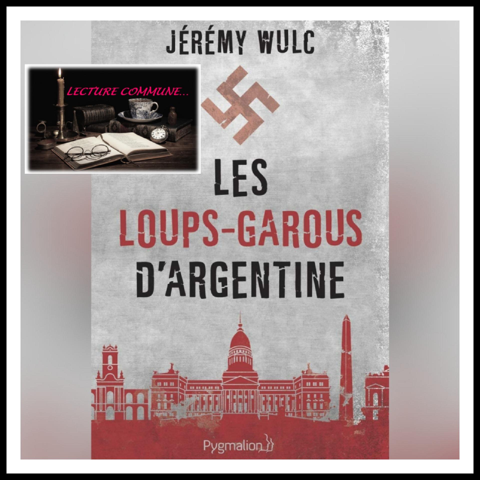 Lecture commune \ Les loups-garous d'Argentine de Jérémy Wulc