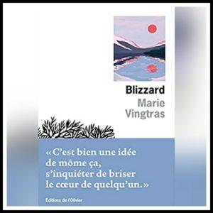 Read more about the article Chroniques 2021 \ Blizzard de Marie Vingtras