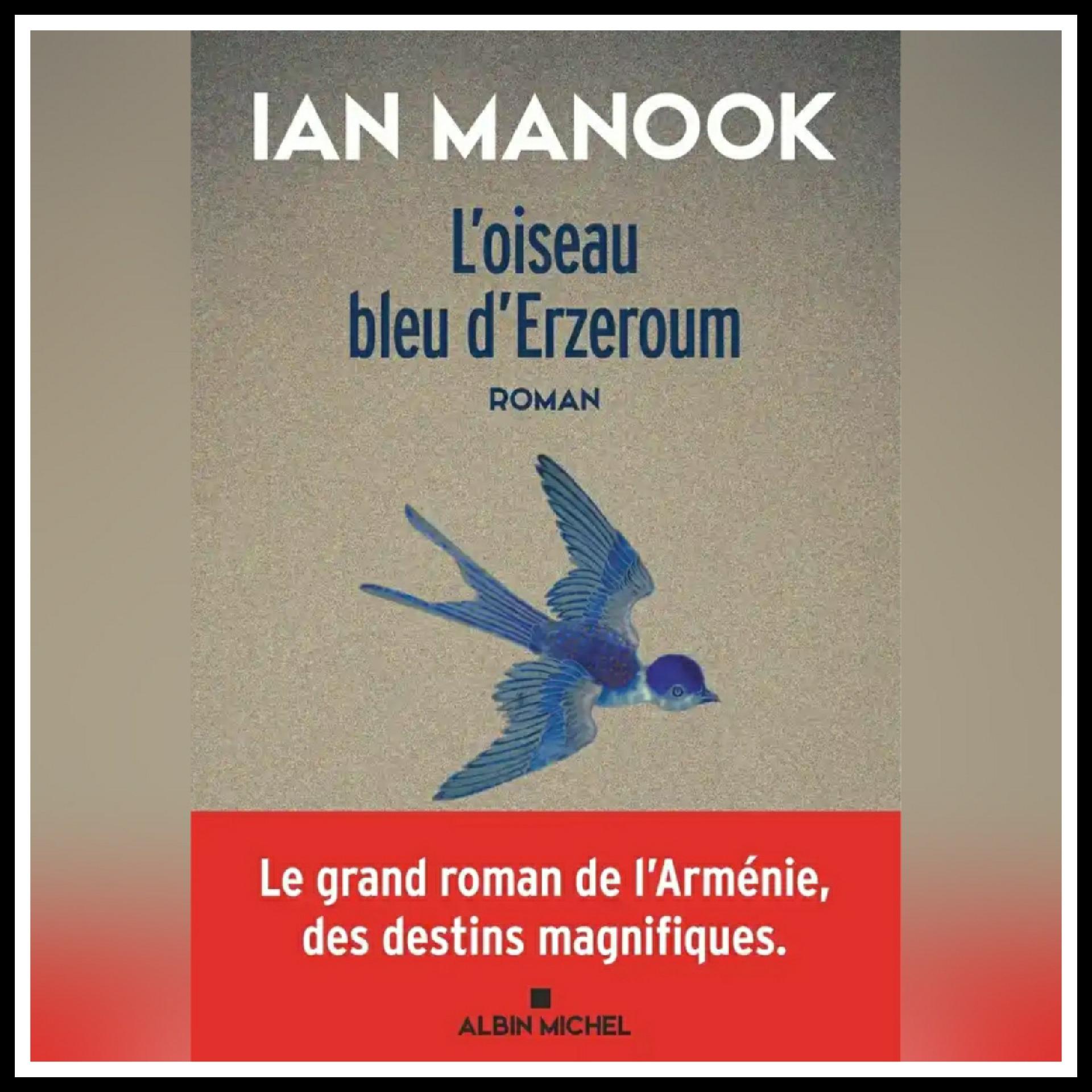 Read more about the article Chroniques 2021 \ L'Oiseau bleu d'Erzeroum de Ian Manook