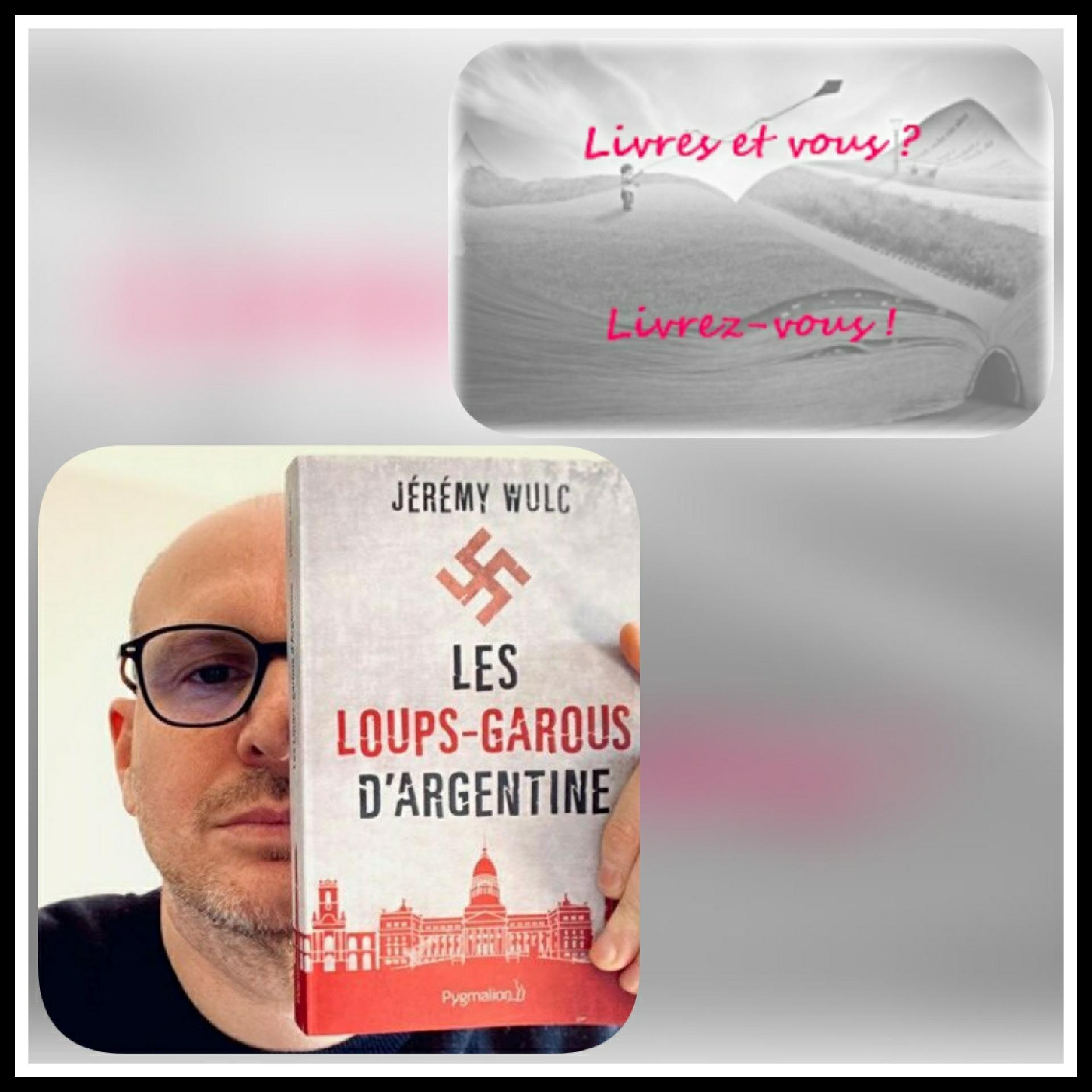 Read more about the article Livres et vous ? Livrez-vous… Avec Jérémy Wulc