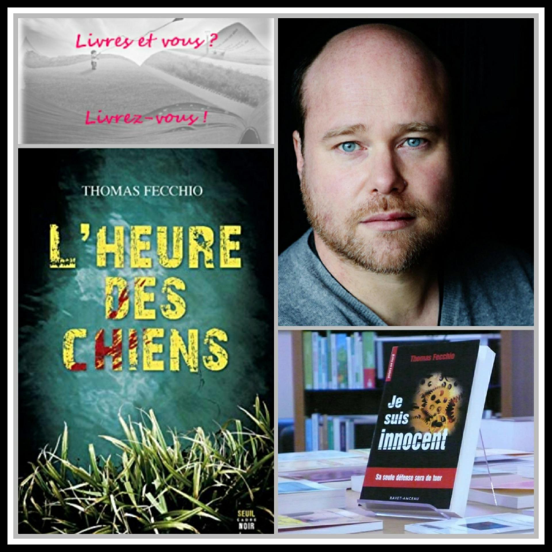 Read more about the article Livres et vous ? Livrez-vous… Avec Thomas Fecchio !